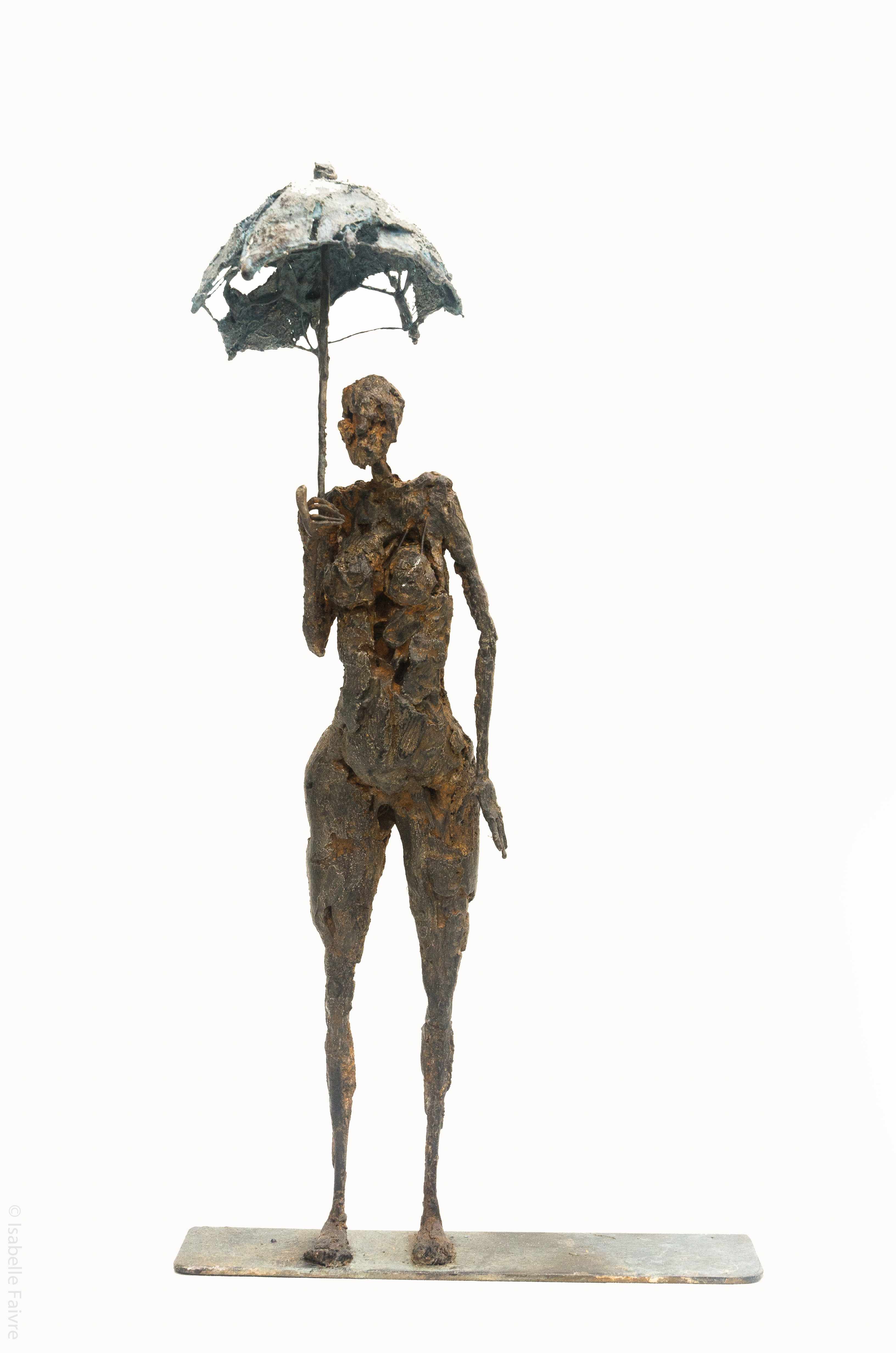 Platre 2017 : Sophie jouan artiste sculpteur