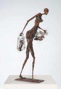 Sculpture Sophie Jouan - En quête