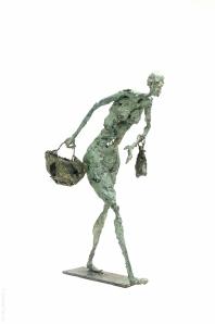 Sculpture Sophie Jouan - Habitude