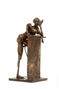 Sculpture Sophie Jouan - La vie des autres