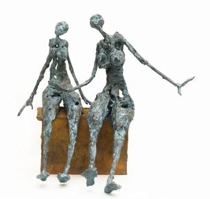 Sculpture Sophie Jouan - Papotages