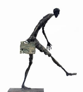 Sculpture Sophie Jouan - Rue du Cherche-Midi