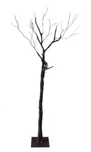 Sculpture Sophie Jouan - Sur son arbre perché