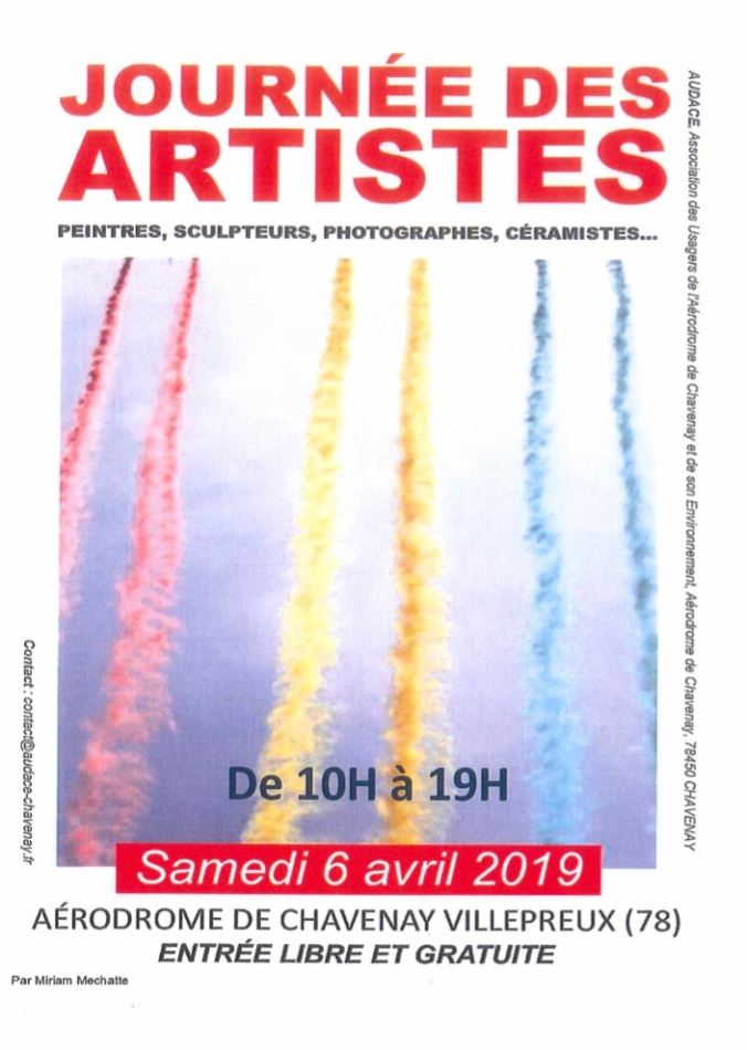 expo chavenay 2019